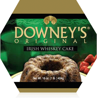 Irish Whiskey Cake 1lb