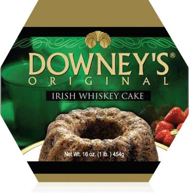 Irish Whiskey Cake 1lb